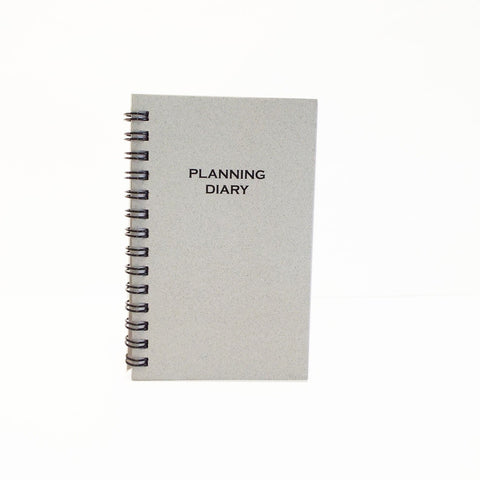 "McCarthy Collection: MW35W 5"" x 3-1/8"" Wirebound Planner"