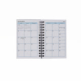 "McCarthy Collection: MW35W 3-1/8"" x 5"" Wirebound Planner"