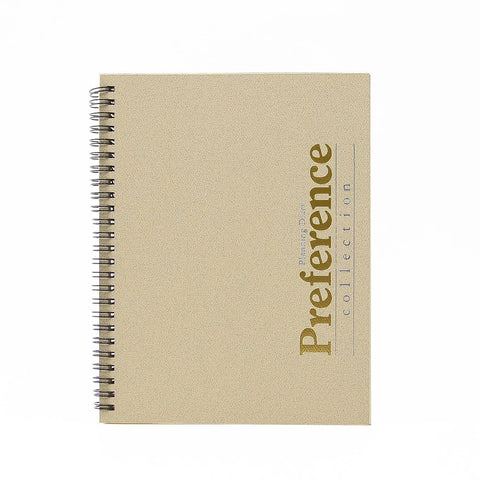 "Preference Collection: PD86WI 8-3/4"" x 6-3/4"" Wirebound Planner"