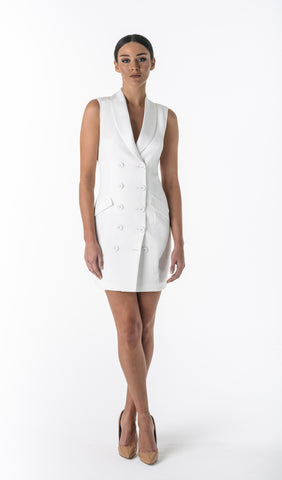 AURORA BLAZER DRESS