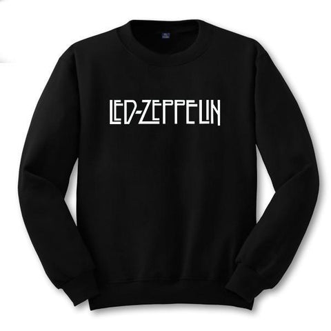 Led Zeppelin Sweater-Womans-Vintage Rockstar