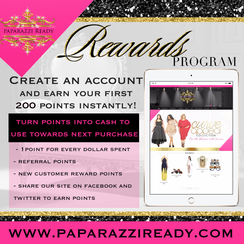 PAPARAZZI READY REWARDS PROGRAM