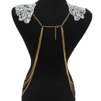 Lace Bodychain