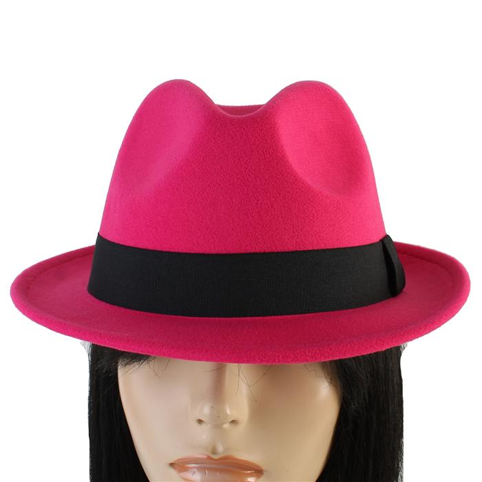 Nothing Basic Fedora Hat