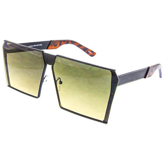 Paparazzi Flat Top  Ombre Sunglasses