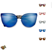 Madame Butterfly Sunglasses