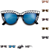 Pin Up Girl Sunglasses
