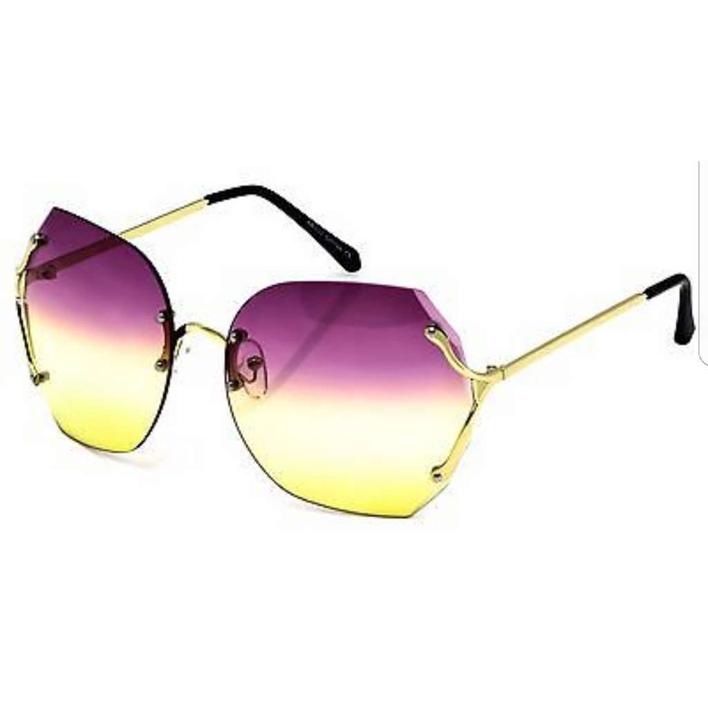 Diamond Ombre' Incognito Sunglasses