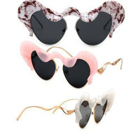 Glamour Shells  Sunglasses