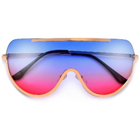 Miami Vice Ombre Sunglasses