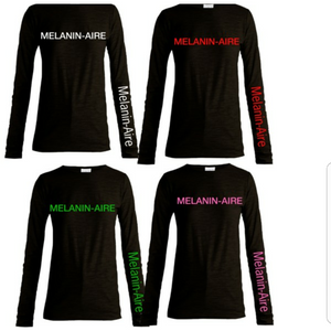Melanin-Aire Fashion T-Shirt
