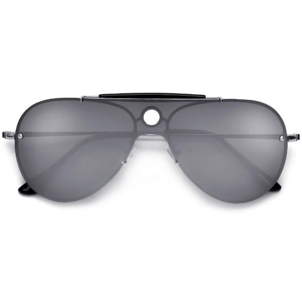 Kelly Bullseye Aviator Sunglasses