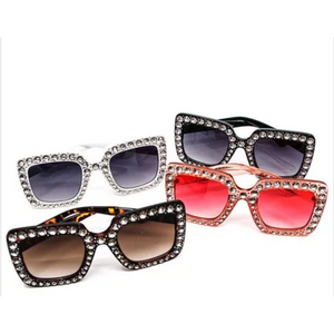 Diamond  Luxe Sunglasses
