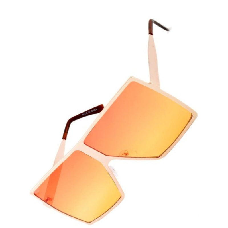 Golden Runway Sunglasses