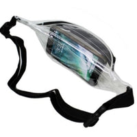Clear Ghost Fanny Pack