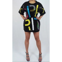 Writings on the Wall Sequin Dress