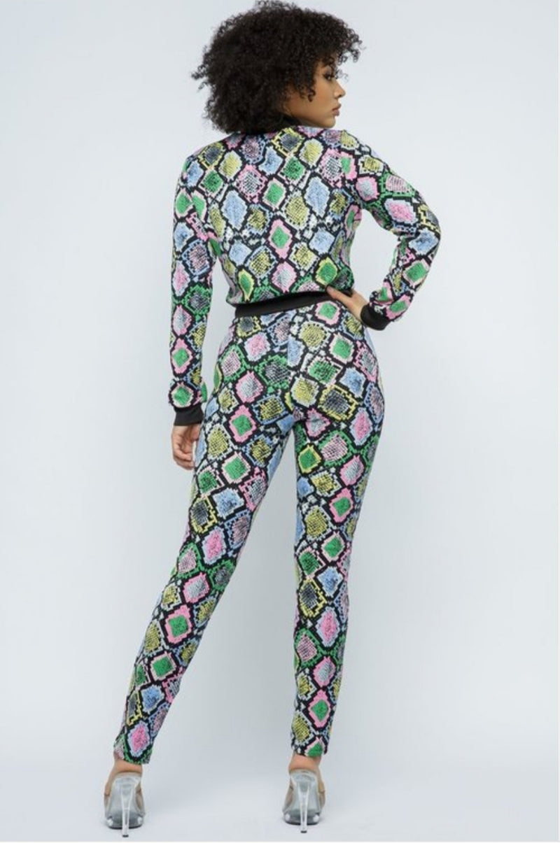 Essence 2pc Track Suit
