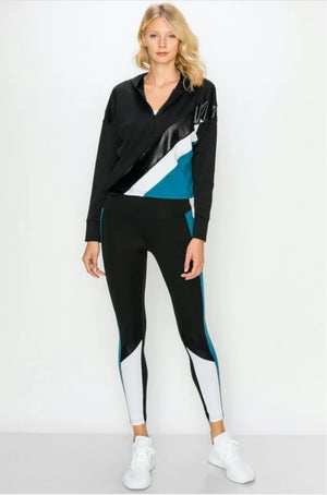 On The Go Track suit