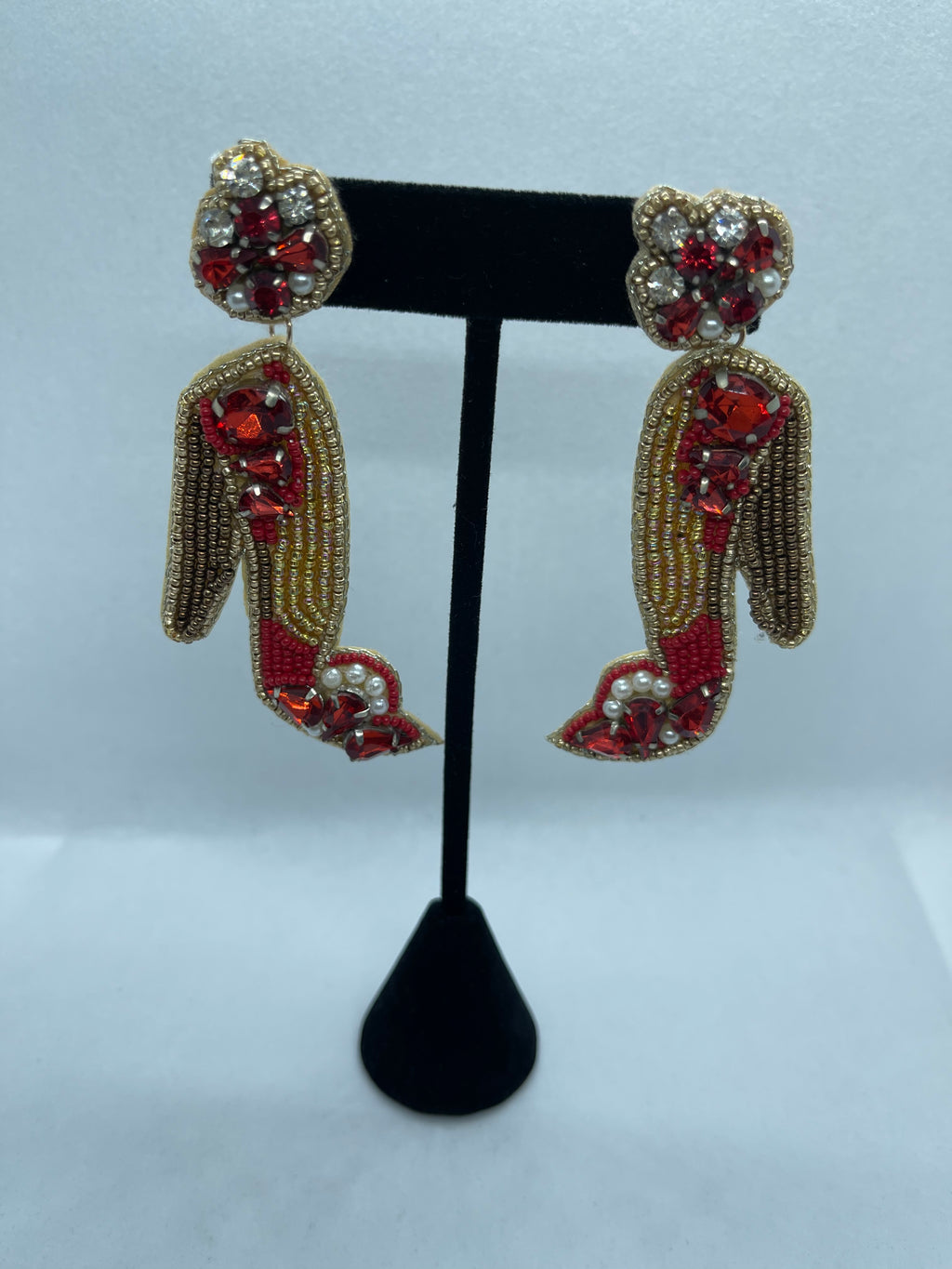 High Heel Junkie Earrings
