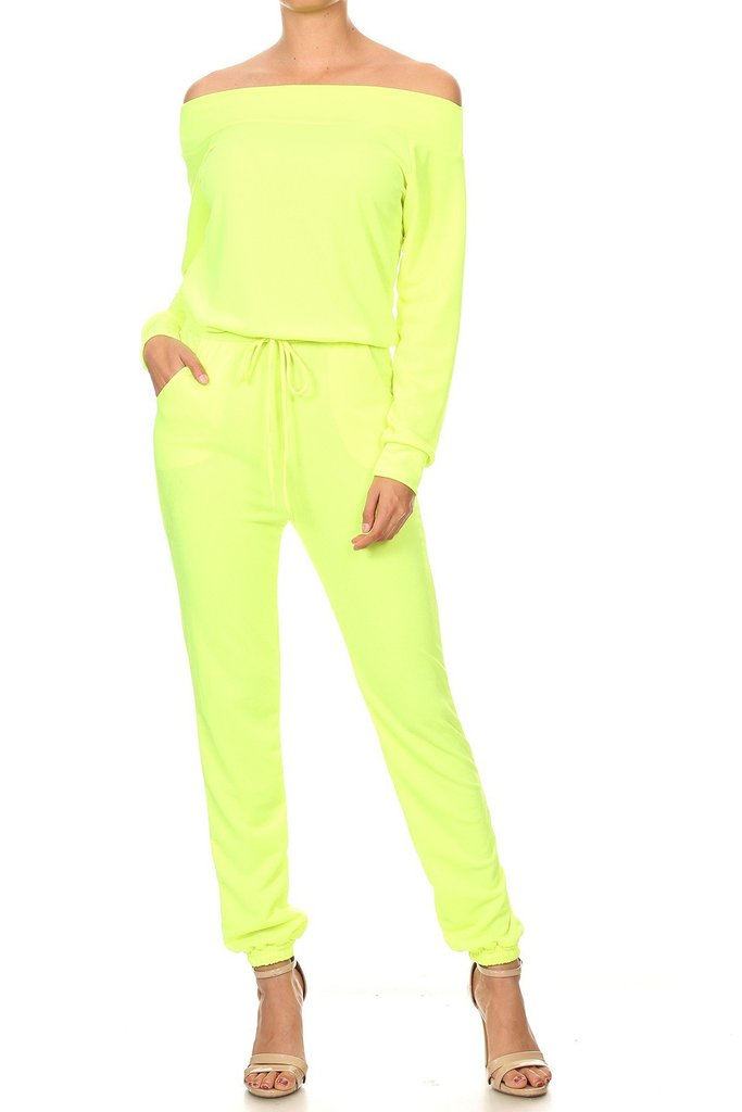 Neon Nights  Jumpsuit
