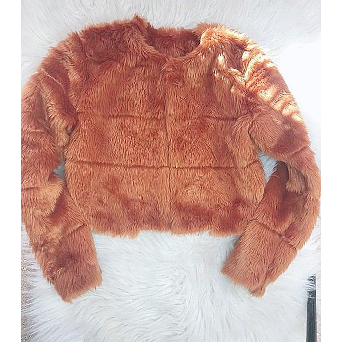 Kissable Fur Jacket