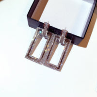 Evelyn Rhinestone Earrings