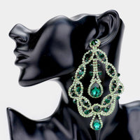 Royal Chandelier Earrings