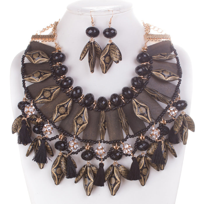 Narobi Necklace Set
