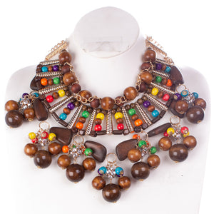 Nubian Goddess Necklace Set