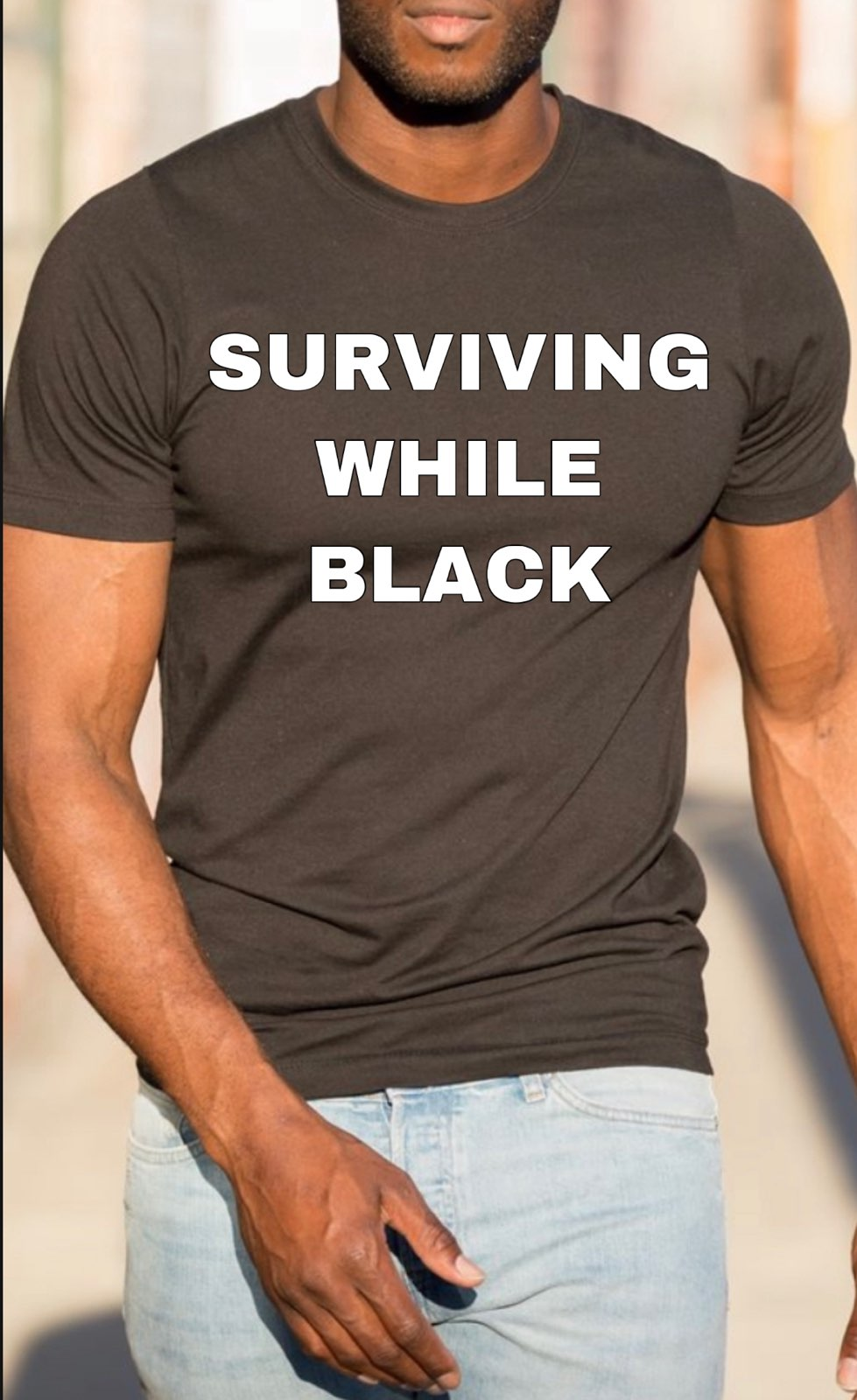 Surviving While Black (Men)
