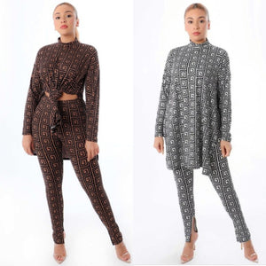 Sophisticated Lady 2pc  Set