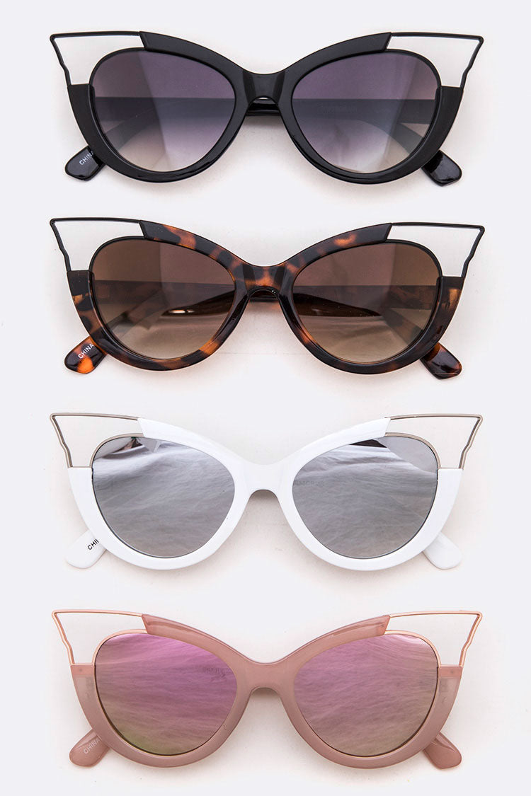 Rebel Fox Sunglasses