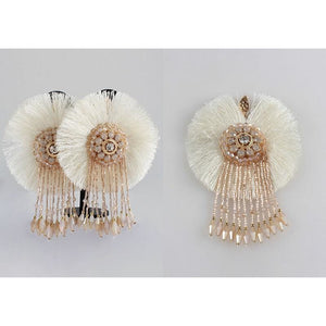 Fringe in Fashion Earrings