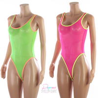 Neon Hottie Bodysuit