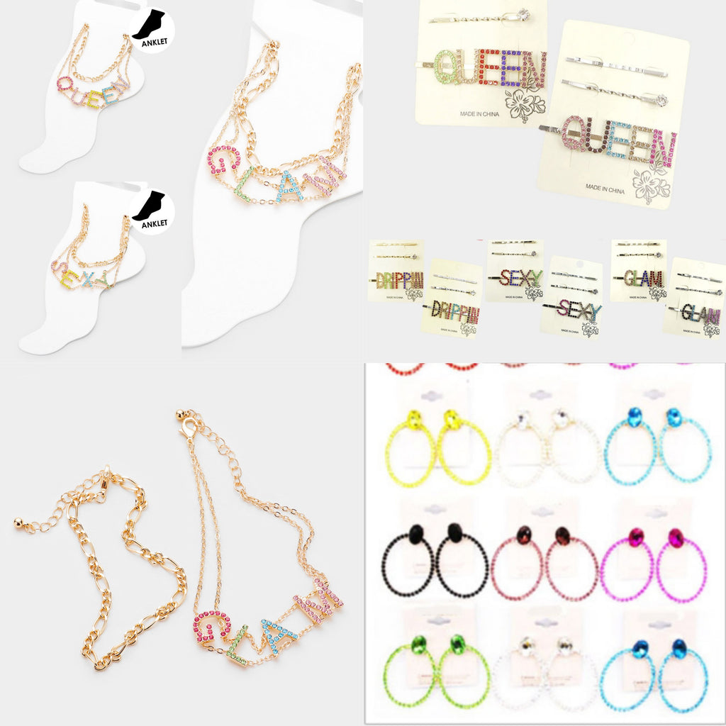 Anklet Bundle Set
