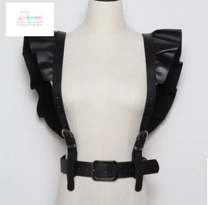 Cat Woman Harnest Belt