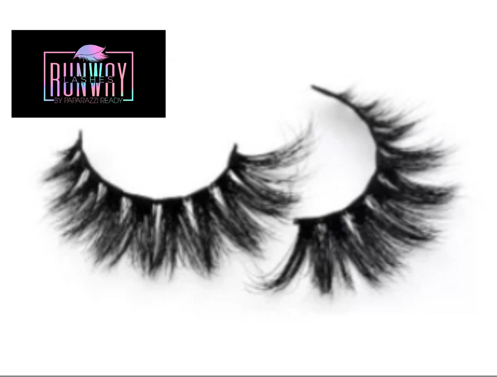 Glamour Girl 3D Mink Lashes