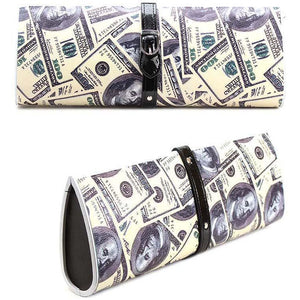 Money Magazine Clutch