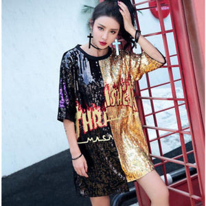 Thrasher Sequin Tunic