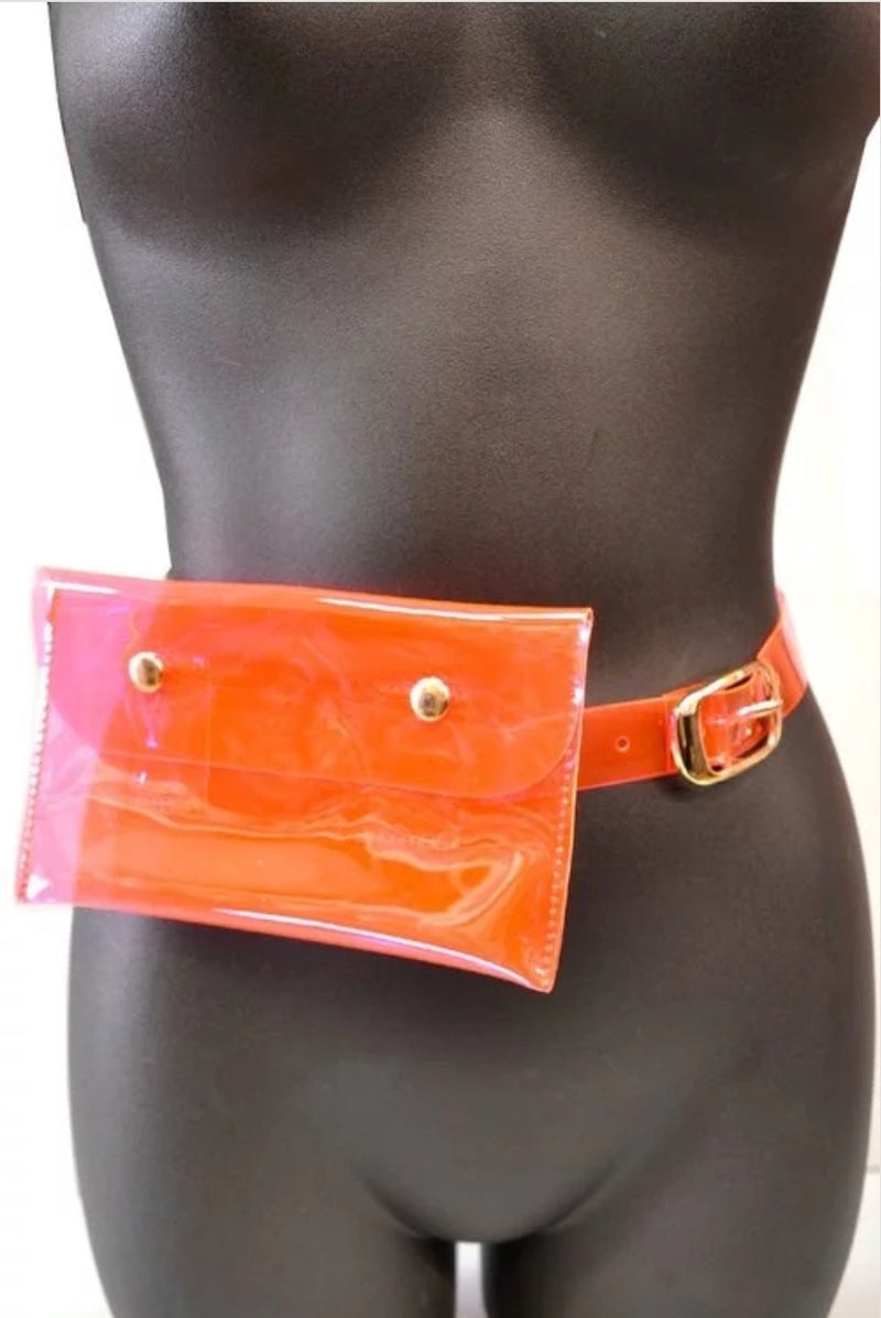 Burst Of Colours Fanny Pack Belt
