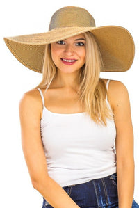 Beach Babe Straw Hat
