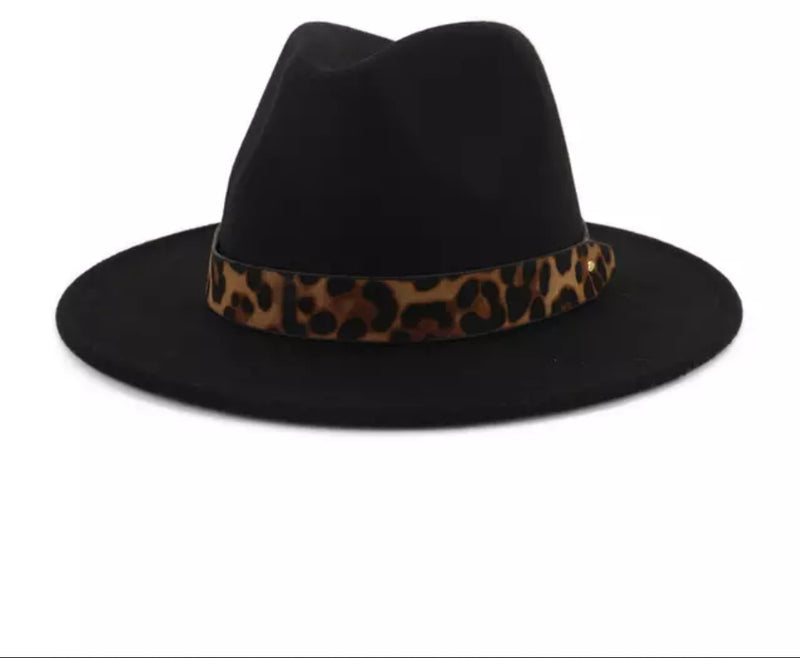 Wild Thangs Fedora Hat