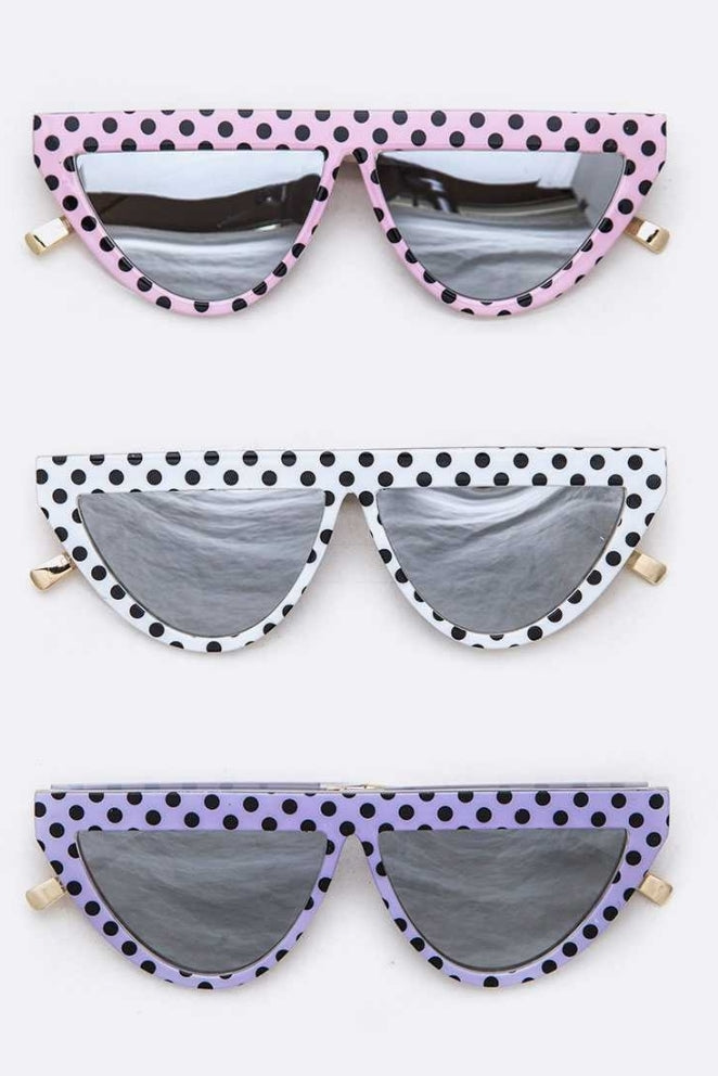 Dotted Lines Sunglasses
