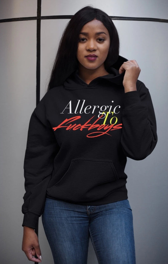 Allergic to F-Boys Hoodie