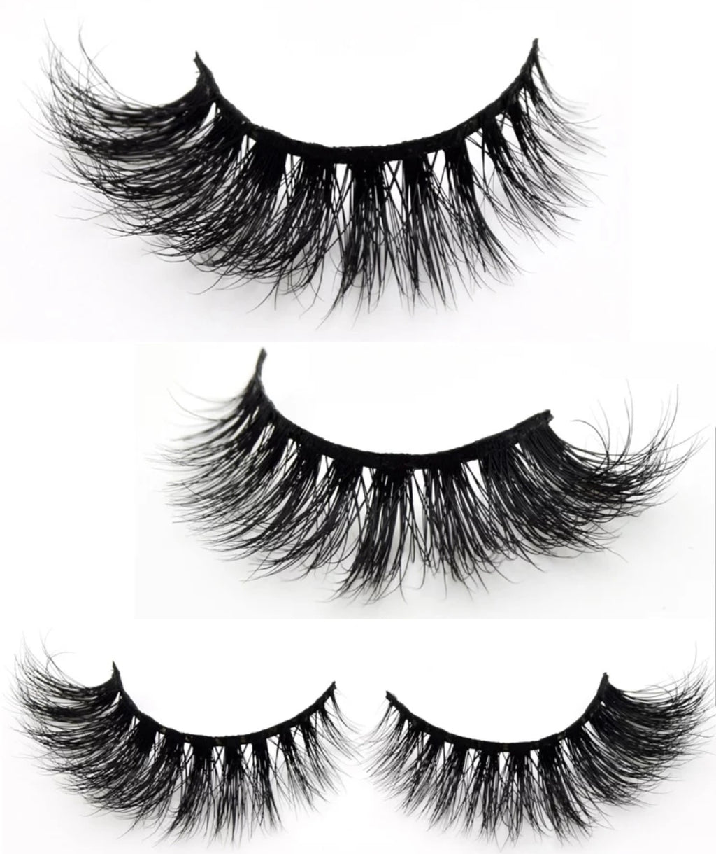 Party Girl 3D Mink Lashes
