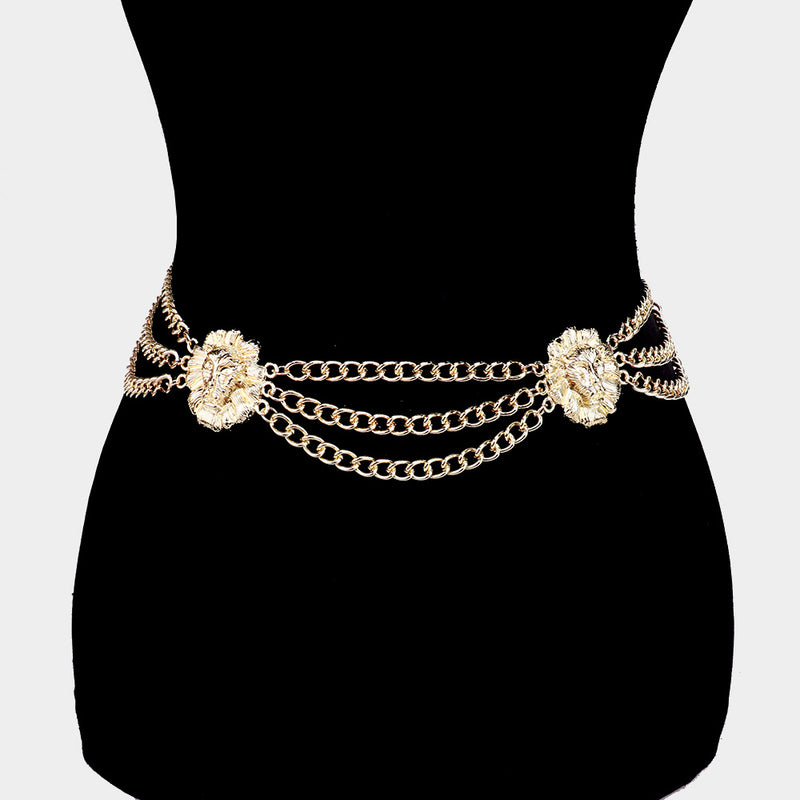 On the prowl chain belt