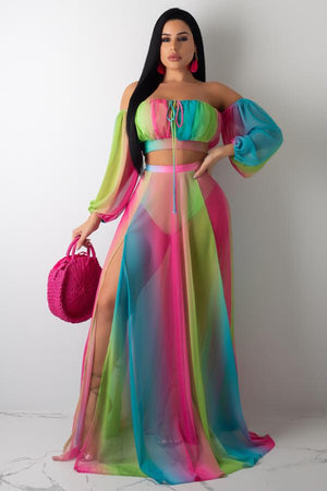 Just like candy two piece set