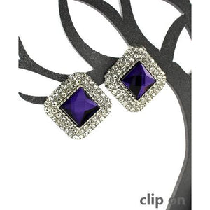 Regal Diamond Studs