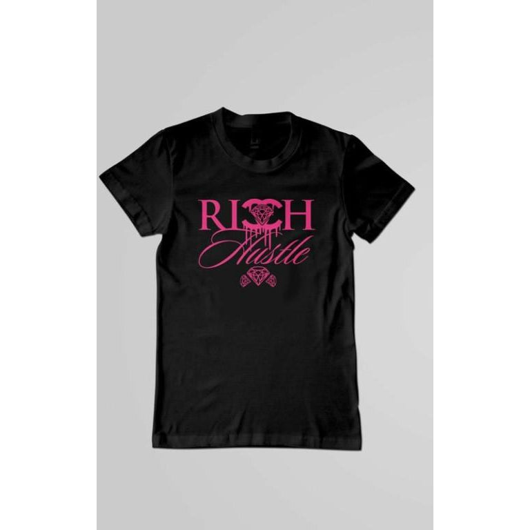 Rich Hustle Tee