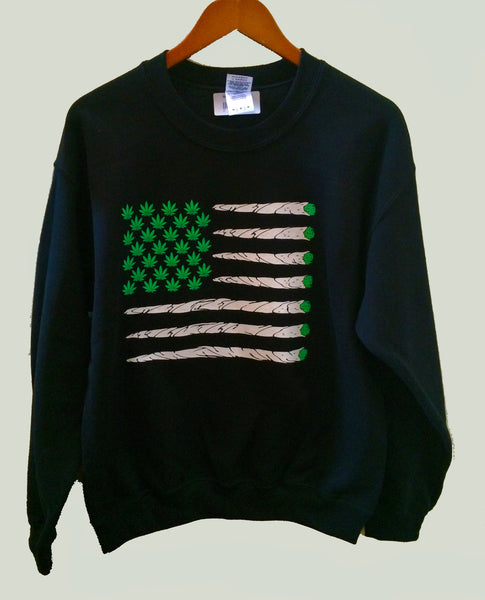 Joint Flag Crewneck
